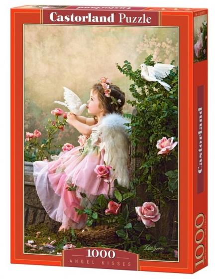 Castorland legpuzzel Angel Kisses 1000 stukjes
