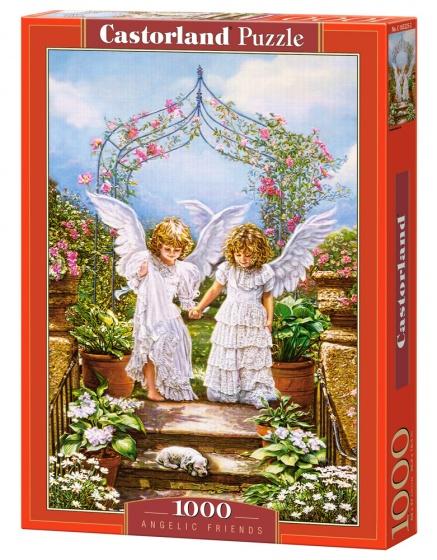 Castorland legpuzzel Angelic Friends 1000 stukjes