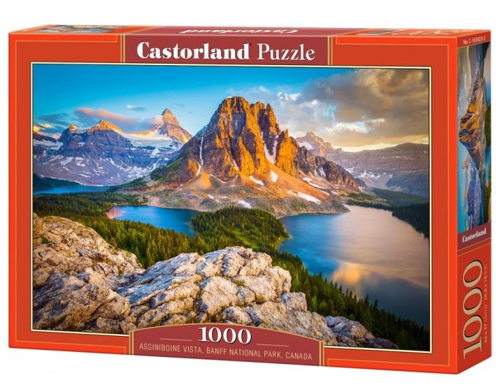 Castorland legpuzzel Banaff National Park, Canada 1000 stukjes