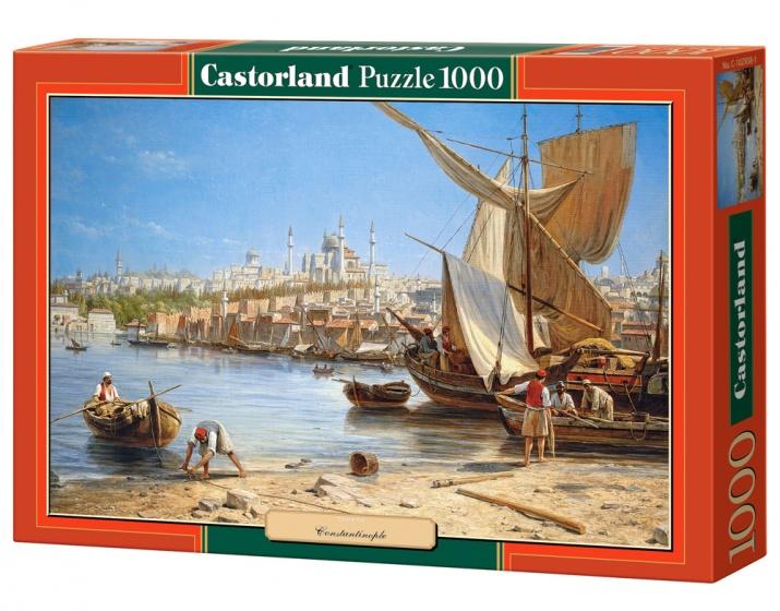 Castorland legpuzzel Constantinople 1000 stukjes