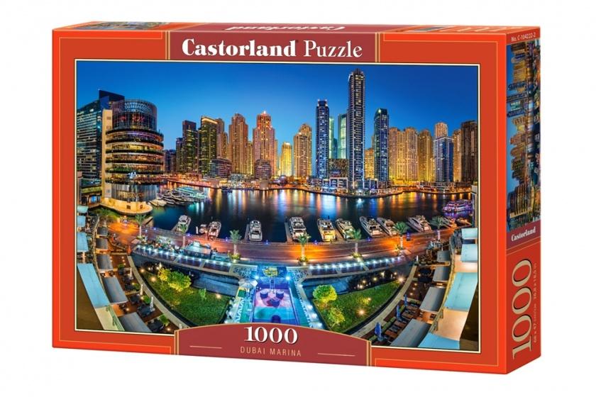 Castorland legpuzzel Dubai Marina 1000 stukjes