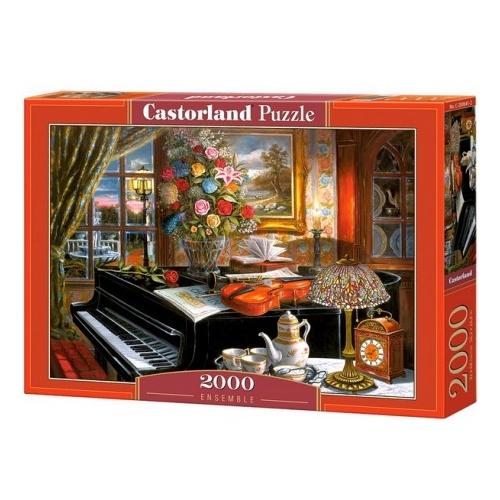 Castorland legpuzzel Ensemble 2000 stukjes