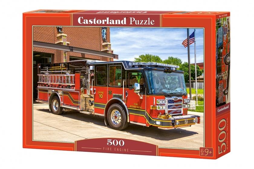 Castorland legpuzzel fire engine 500 stukjes 184686