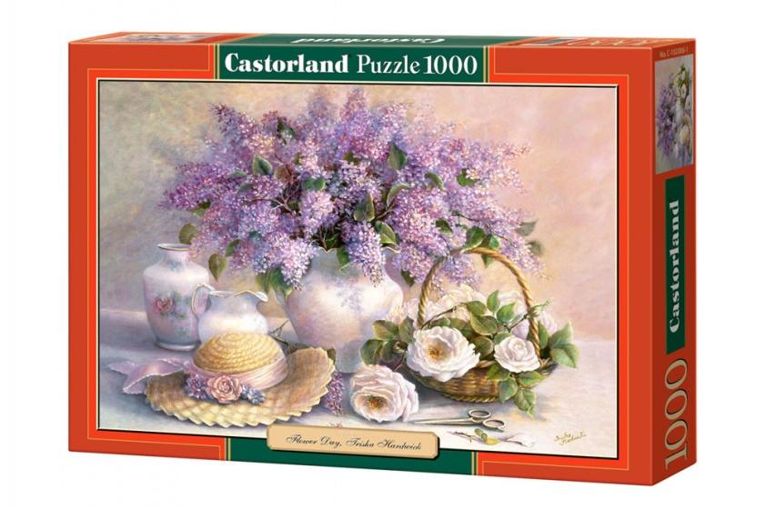 Castorland legpuzzel Flower Day, Trisha Hardwick 1000 stukjes