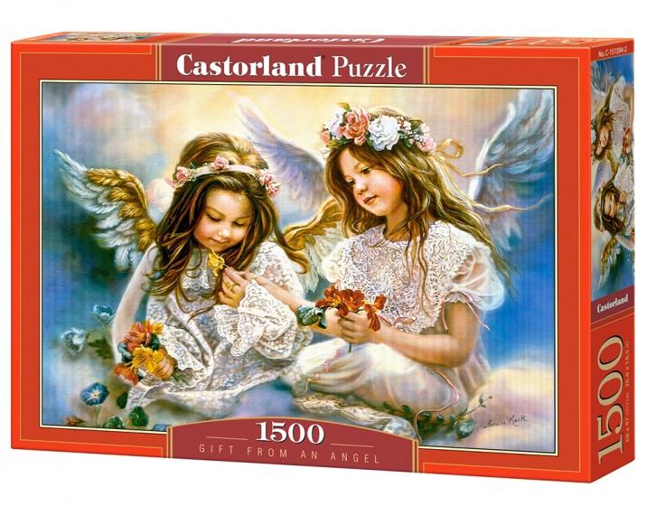 Castorland legpuzzel Gift from an Angel 1500 stukjes