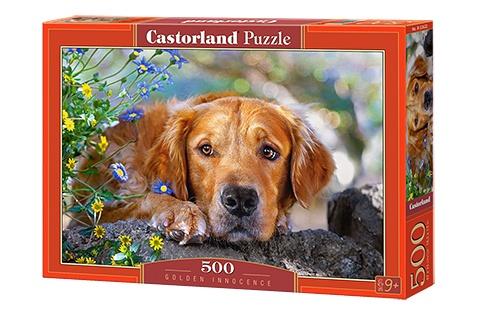 Castorland legpuzzel Golden innocence 500 stukjes