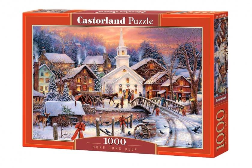 Castorland legpuzzel Hope Runs Deep 1000 stukjes