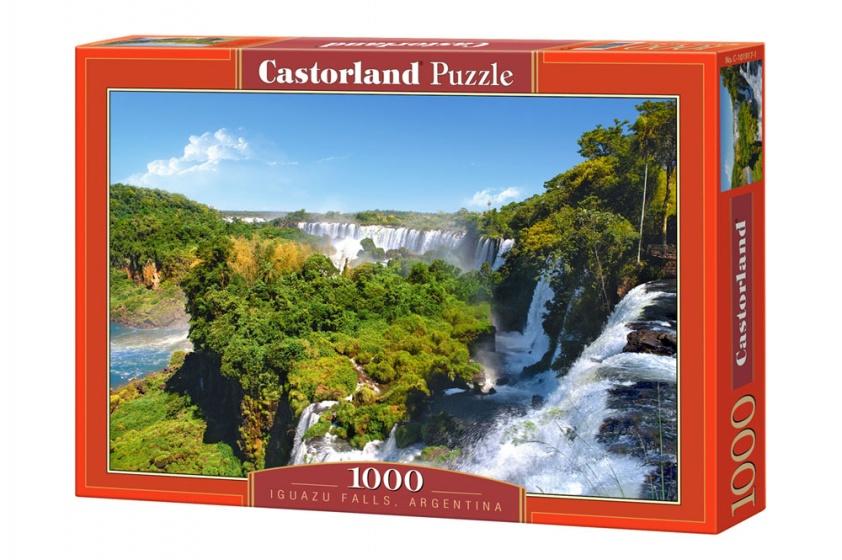 Castorland legpuzzel Iguazu Falls, Argentina 1000 stukjes