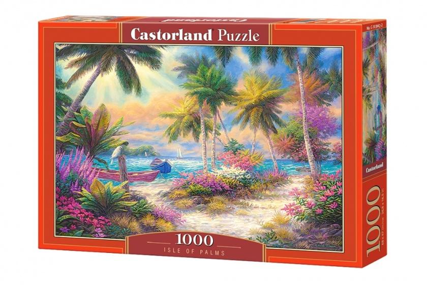 Castorland legpuzzel Isle of Palms 1000 stukjes