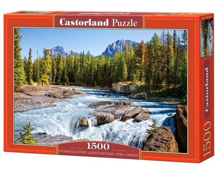 Castorland legpuzzel Jasper National Park, Canada 1500 stukjes