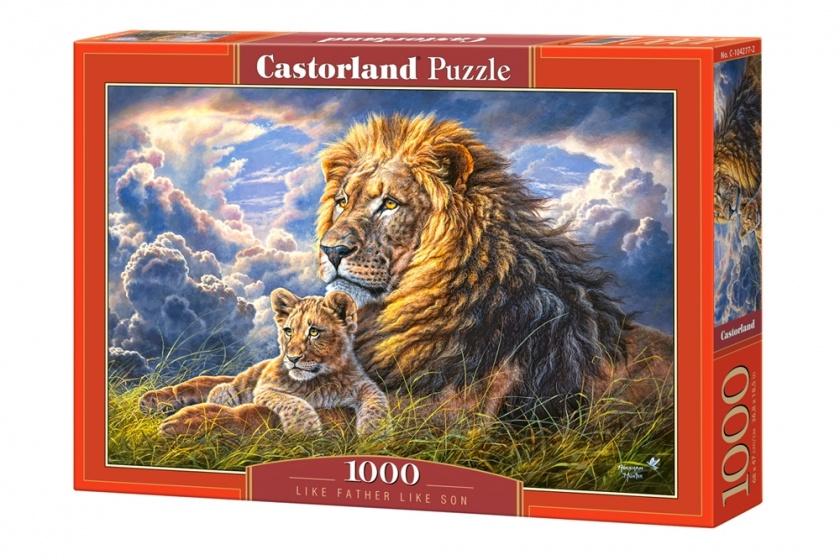 Castorland legpuzzel Like Father Like Son 1000 stukjes