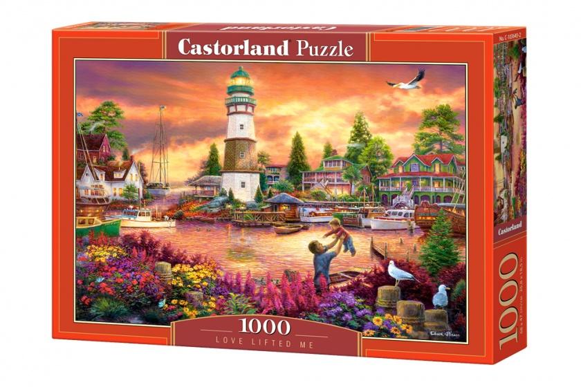 Castorland legpuzzel Love lifted me 1000 stukjes