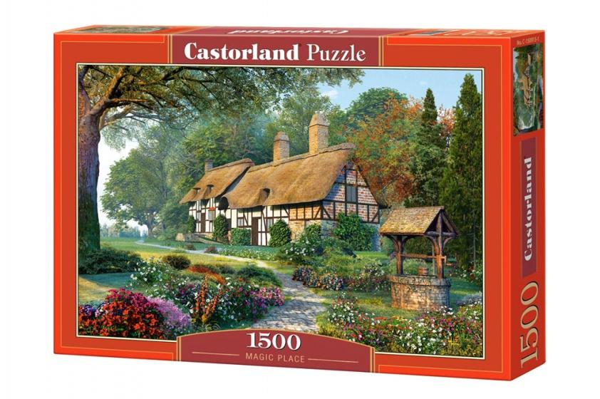 Castorland legpuzzel Magic Place 1500 stukjes