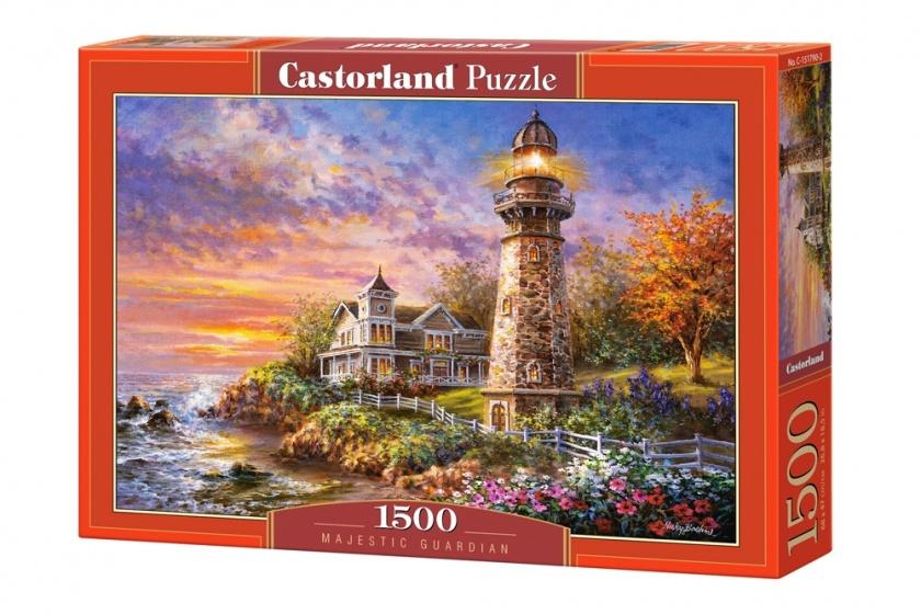 Castorland legpuzzel Majestic Guardian 1500 stukjes
