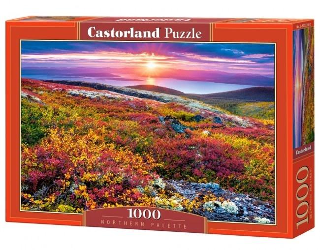 Castorland legpuzzel Northern Palette 1000 stukjes