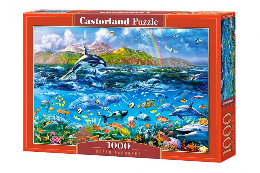 Castorland legpuzzel Ocean Panorama 1000 stukjes