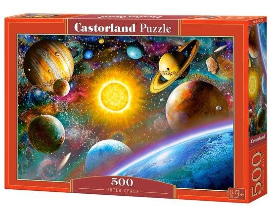 Castorland legpuzzel Outer Space 500 stukjes
