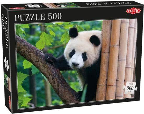 Castorland legpuzzel panda 500 stukjes 195508