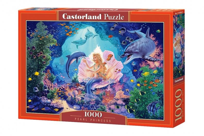 Castorland legpuzzel Pearl Princess 1000 stukjes