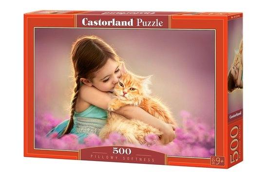 Castorland legpuzzel pillowy softness 500 stukjes 177937