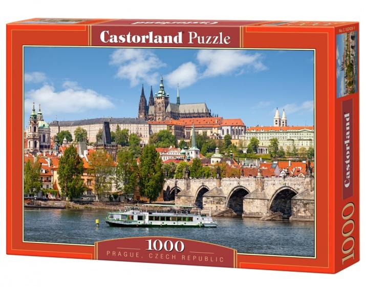 Castorland legpuzzel Prague, Czech Republic 1000 stukjes