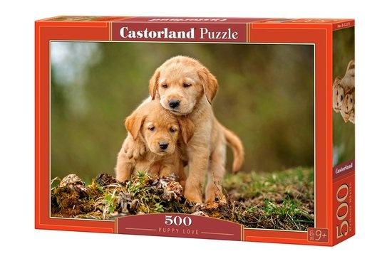 Castorland legpuzzel puppy love 500 stukjes 177926