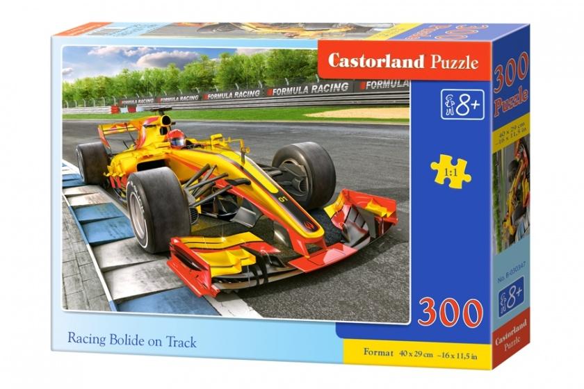 Castorland legpuzzel Racing Bolide on Track 300 stukjes