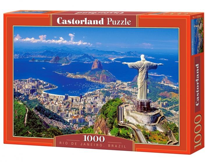 Castorland Legpuzzel Rio De Janeiro  Brazil 1000 Stukjes