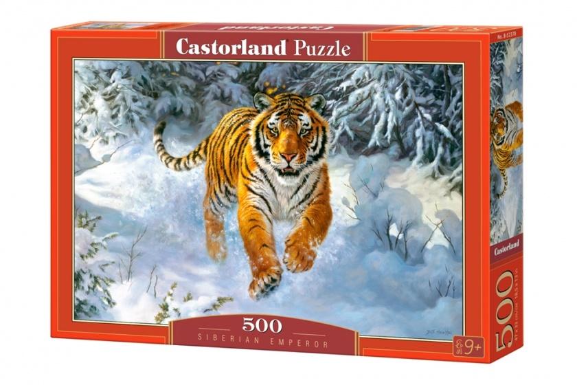 Castorland legpuzzel siberian emperor 500 stukjes 177940