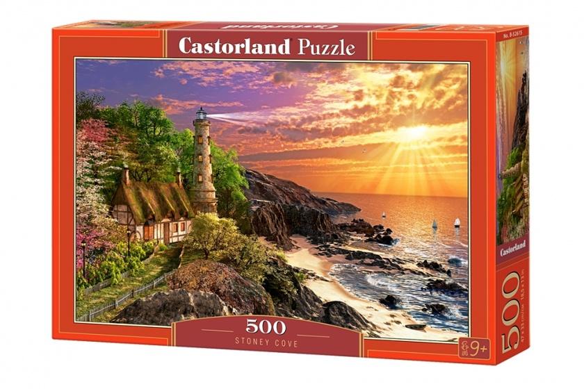 Castorland legpuzzel Stoney Cove 500 stukjes