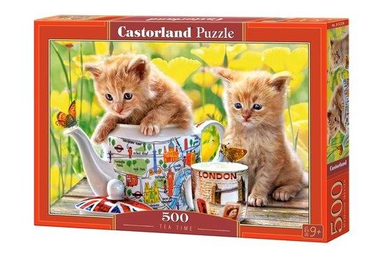 Castorland legpuzzel tea time 500 stukjes 177935