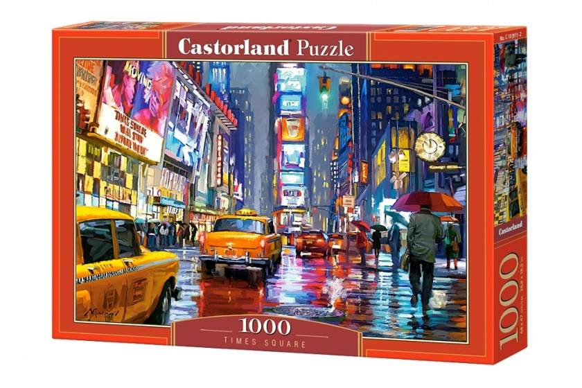 Castorland legpuzzel Times Square 1000 stukjes
