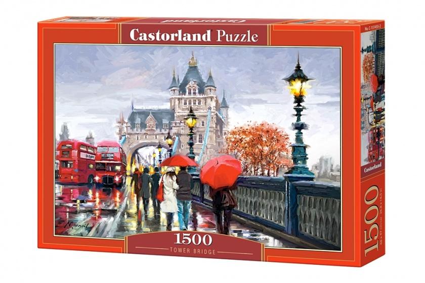 Castorland legpuzzel Tower Bridge 1500 stukjes
