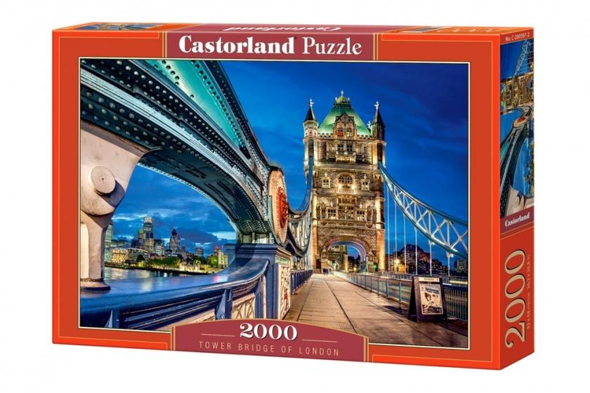 Castorland legpuzzel Tower Bridge of London 2000 stukjes