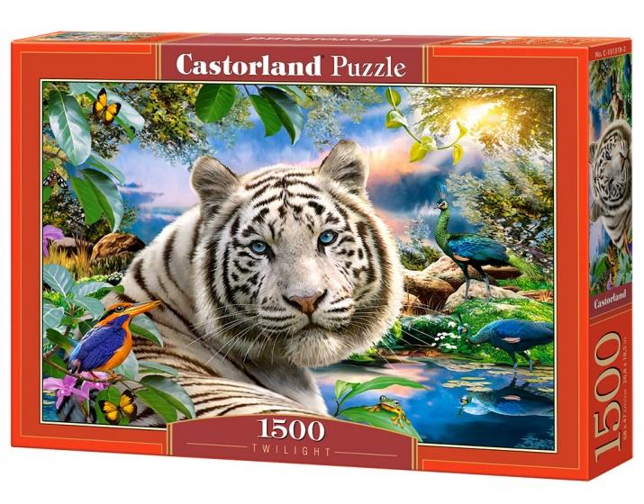 Castorland legpuzzel Twilight 1500 stukjes