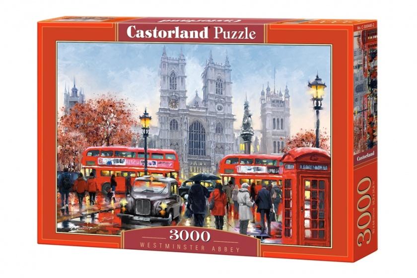 Castorland legpuzzel Westminster Abbey 3000 stukjes