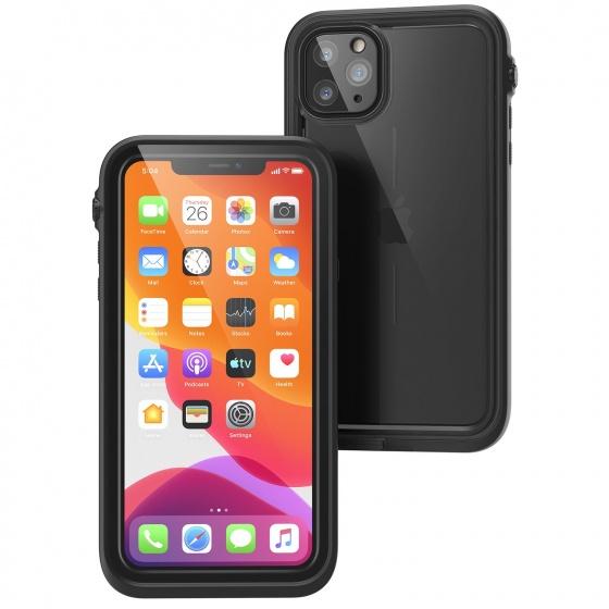 Catalyst telefoonhoes waterdicht voor Apple iPhone 11 Pro Max zwart