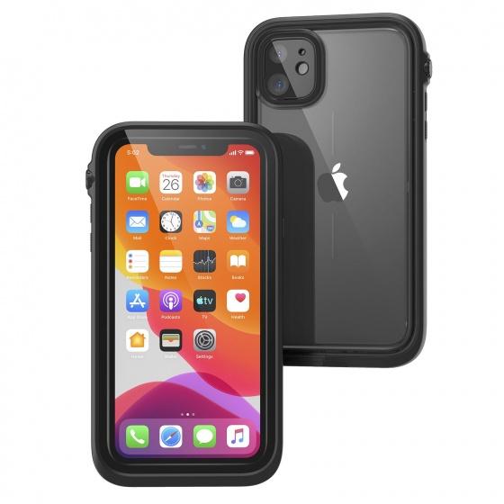 Catalyst telefoonhoes waterdicht voor Apple iPhone 11 zwart