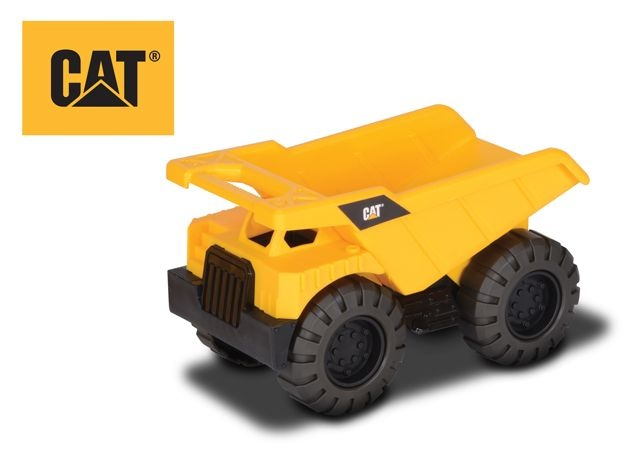 Caterpillar Rugged Machines: Dump Truck (0325062)