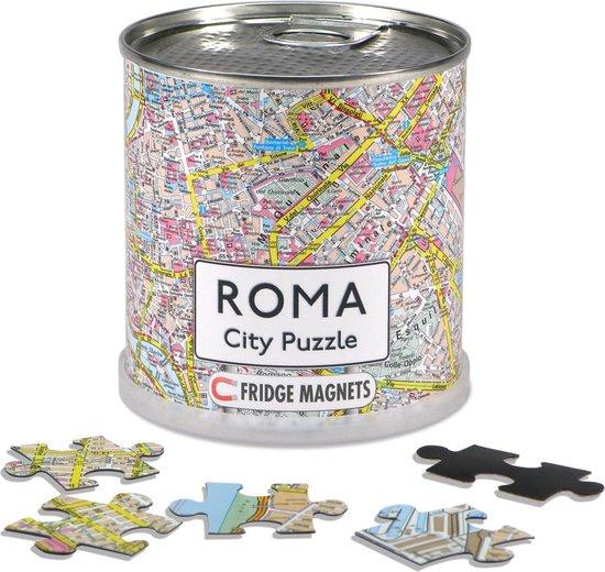 Channel Distribution magneetpuzzel City Puzzle Roma 100 stukjes