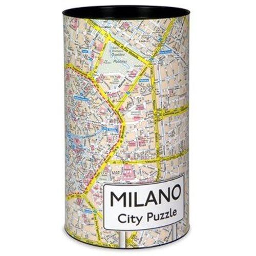 Channel Distribution legpuzzel City Puzzle Milano karton 500 stukjes