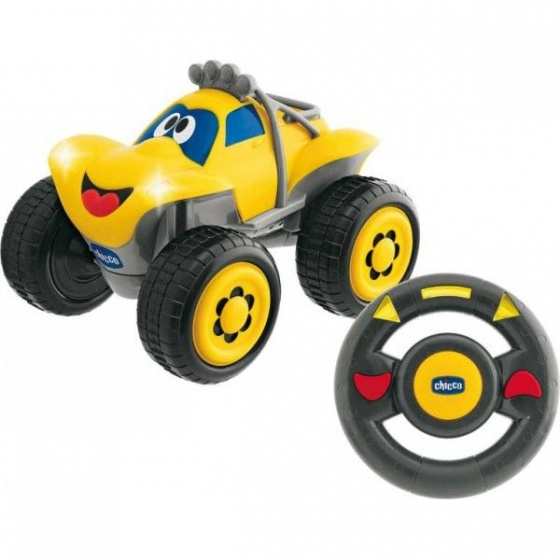 Chicco Billy Big Wheels op afstand bestuurbare auto