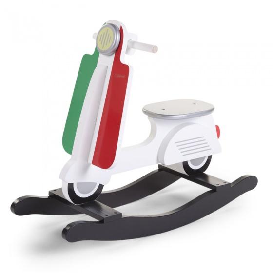 Schommelscooter Italië