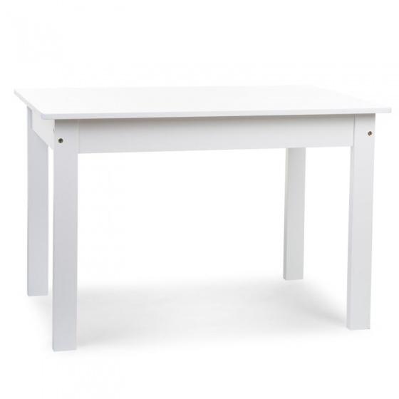 Childhome houten kindertafel 80 cm wit