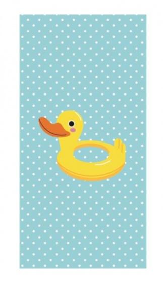 Clarysse strandlaken duck 70 x 140 cm kopen