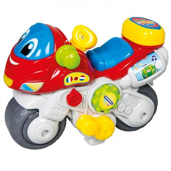 Clementoni Activiteiten Motorfiets