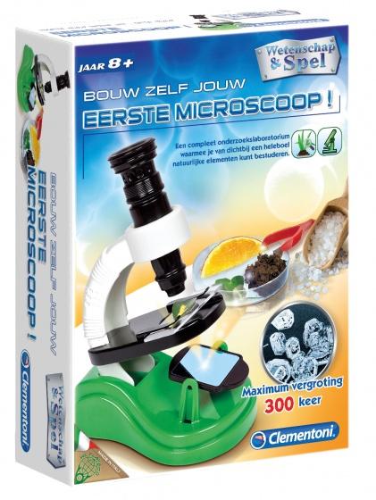 Wetenschapsspel 1e Microscoop