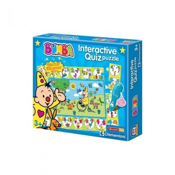 Clementoni Bumba Interactive Quiz