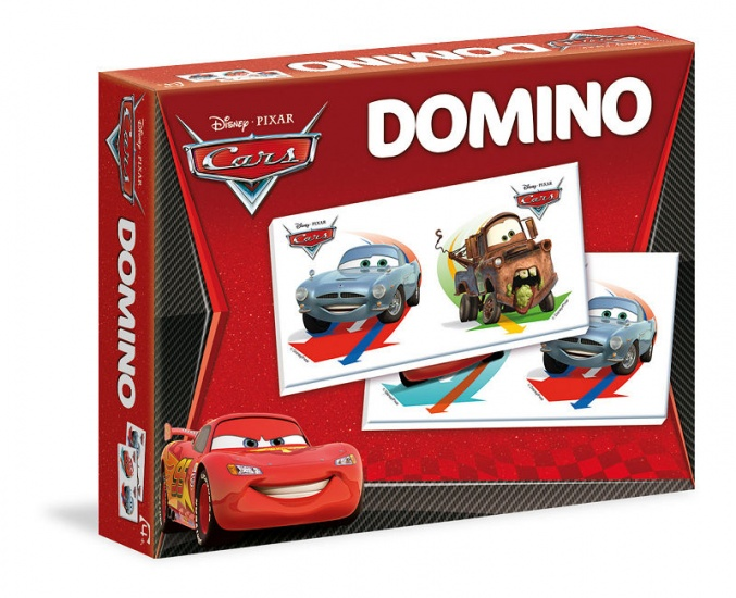 Clementoni Cars domino 28 delig