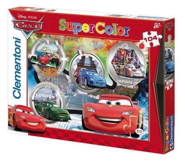 Clementoni Disney Puzzel Cars 104st